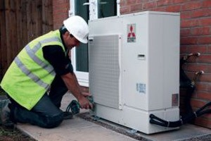 Ongas Heating Services Ltd - air source heat pump installers based in Stroud Gloucestershire